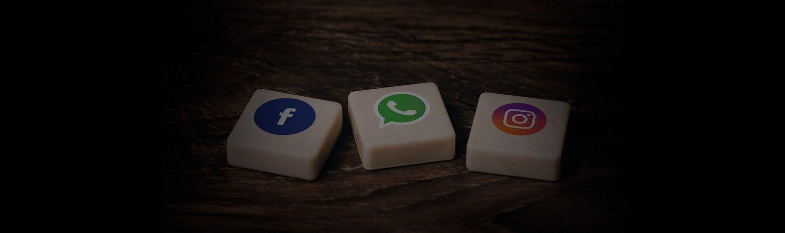 Apagão das redes sociais atinge pessoas por todo o mundo